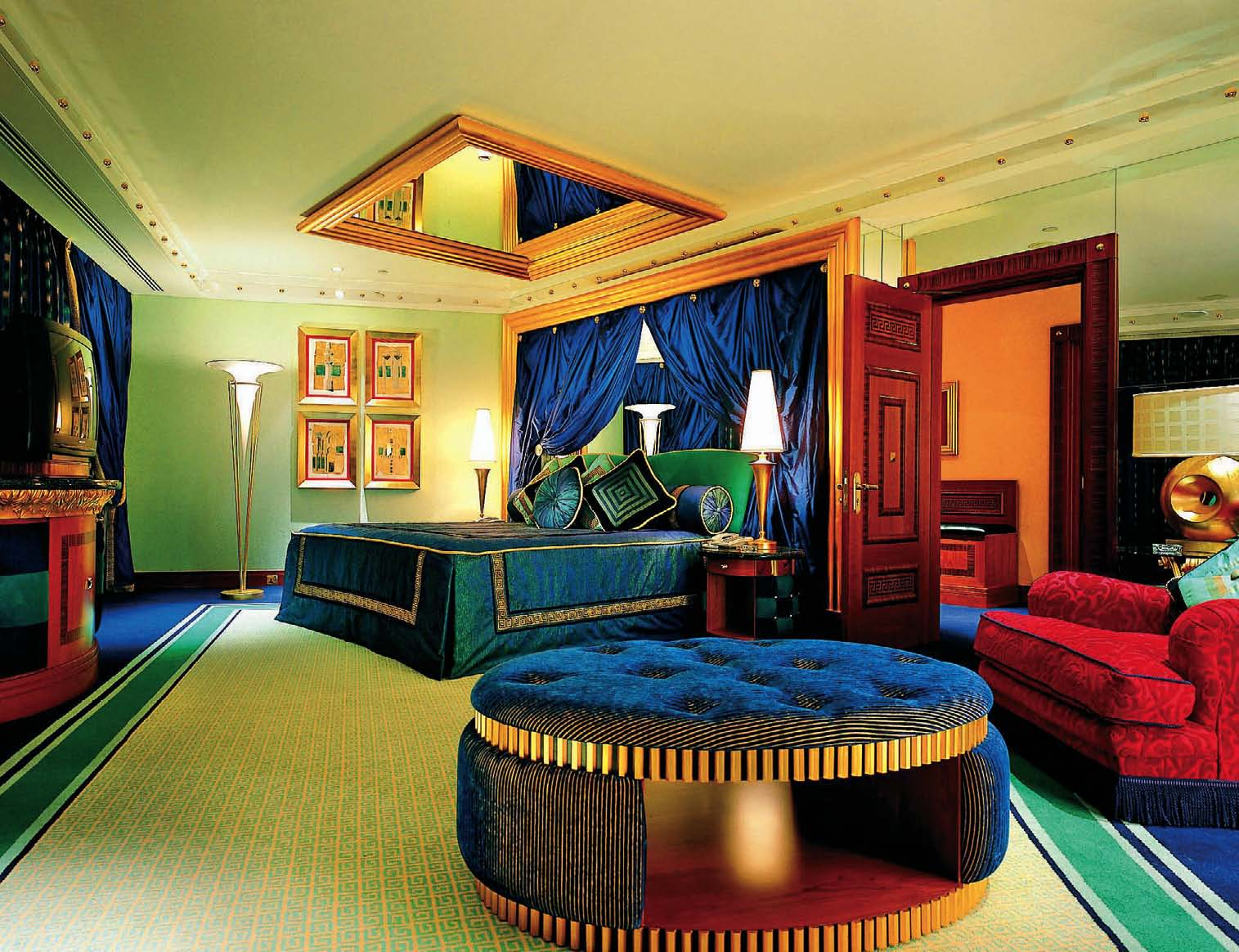 Hotel Luxe Dubai  Etoiles