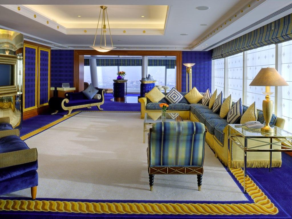 Dubai part3-Hotel Burj al Arab | moco-choco  |Burj Arab Hotel Rooms
