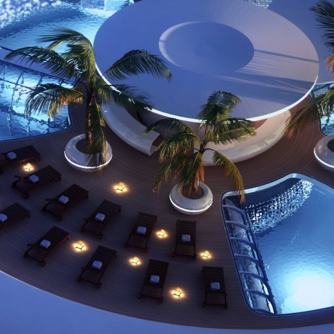 Awesome underwater hotel in dubai the water discus moco for Burj al arab underwater room