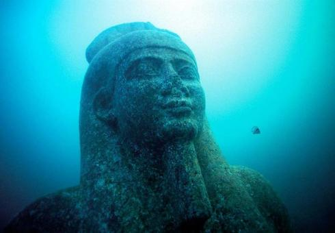 underwater ancient cities