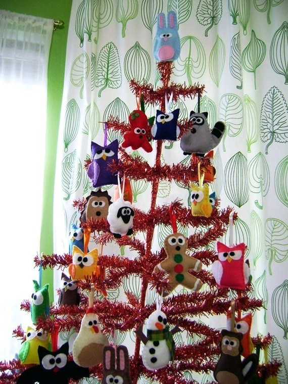 20 inspiring christmas tree decorating ideas moco choco for Cute christmas decorations