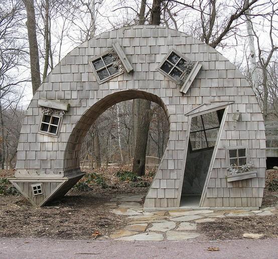 Unusual Buildings Around The World