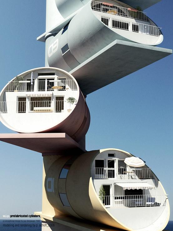 Unusual Buildings Around The World Moco Choco