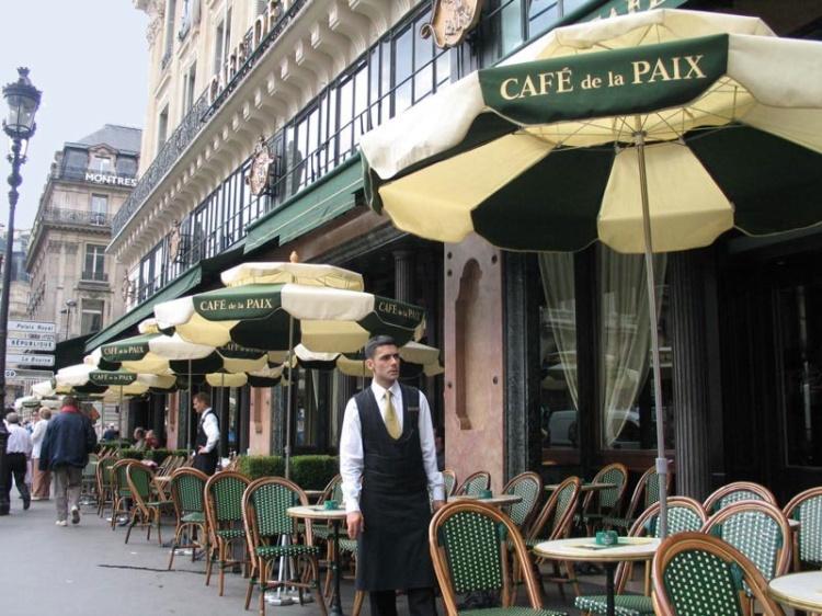 Cafe Moco Paris