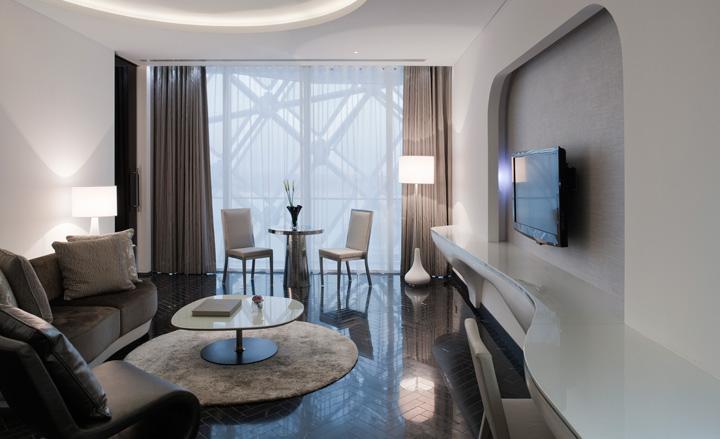 5 ultramodern hotels moco choco for Best hotel room interiors