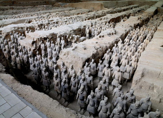 Image result for chinese archaeological finds