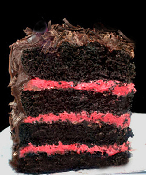 Valentine S Day Chocolate Cake Images : Valentine s Day Dessert Recipes moco-choco