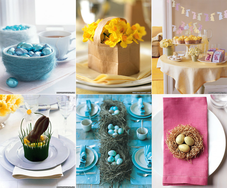 50 easter decorating ideas moco choco Images for easter decorations