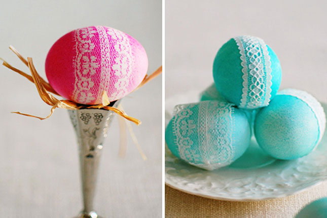 Easter eggs decoration ideas moco choco Creative easter egg decorating ideas