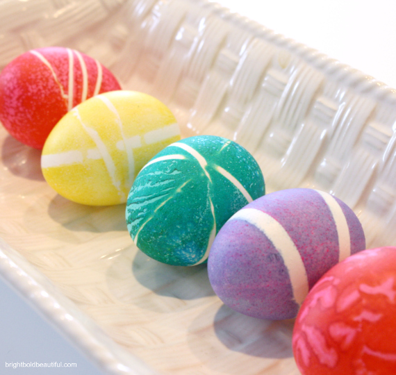 30 Easy And Creative Easter Egg Decorating Ideas!