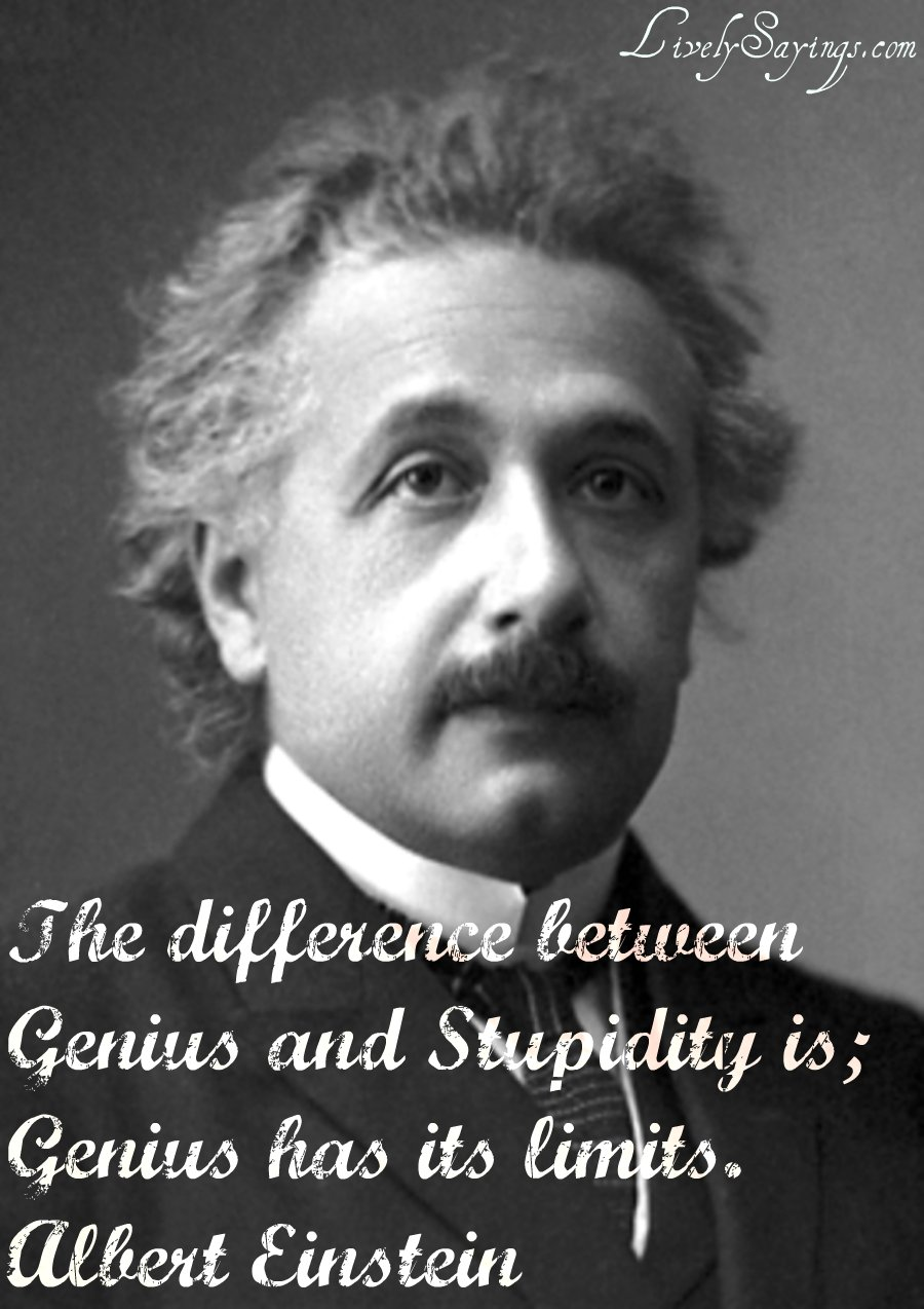 30+ Famous Albert Einstein Quotes