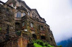 creepy hotel in Colombia