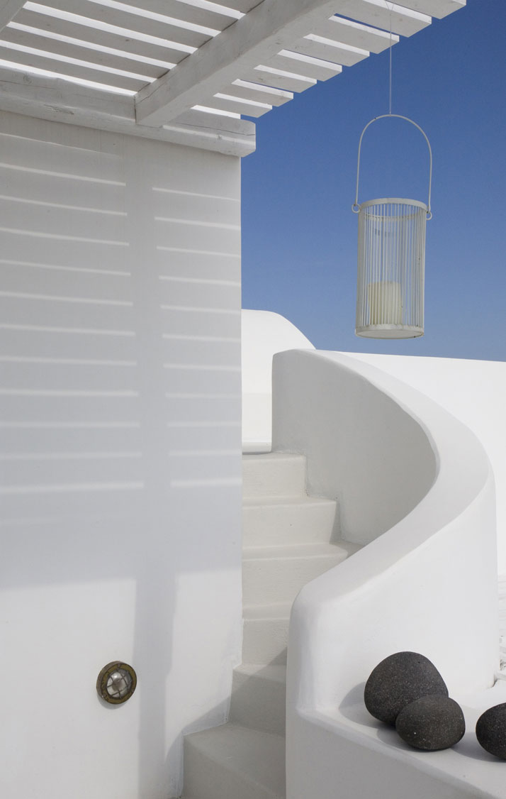 Aenaon villas exterior santorini greece 4