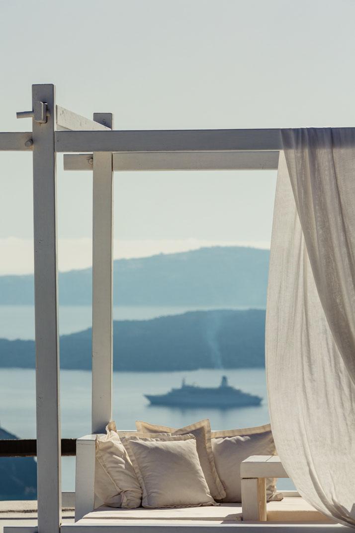 Aenaon villas exterior santorini greece 5