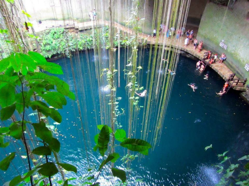 10 Most Beautiful Natural Swimming Pools In The World Moco Choco