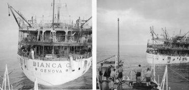 Bianca C-shipwreck Grenada