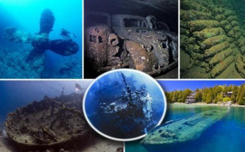 historical whipwrecks