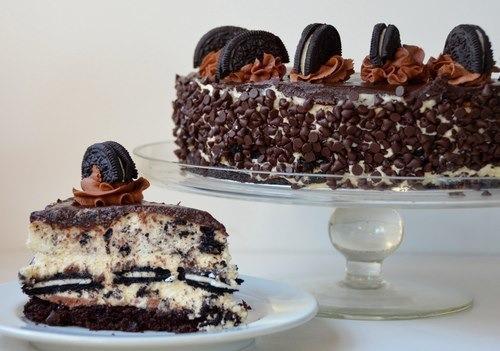 Oreo Dream Extreme Cheesecake recipe | moco-choco
