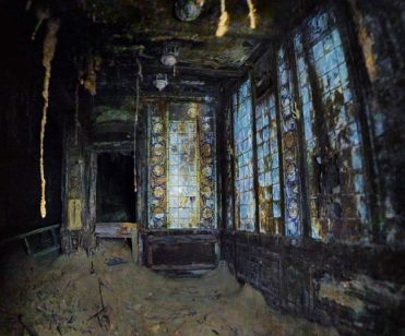 important shipwrecks-turkish bath of titanic