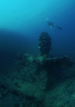 World's Best Wrecks, The Umbria in Sudan