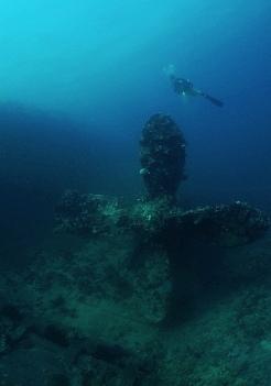 World's Best Wrecks, The Umbria in Sudan
