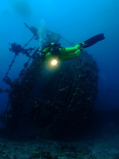 World's Best Wrecks, The Umbria in Sudan 2