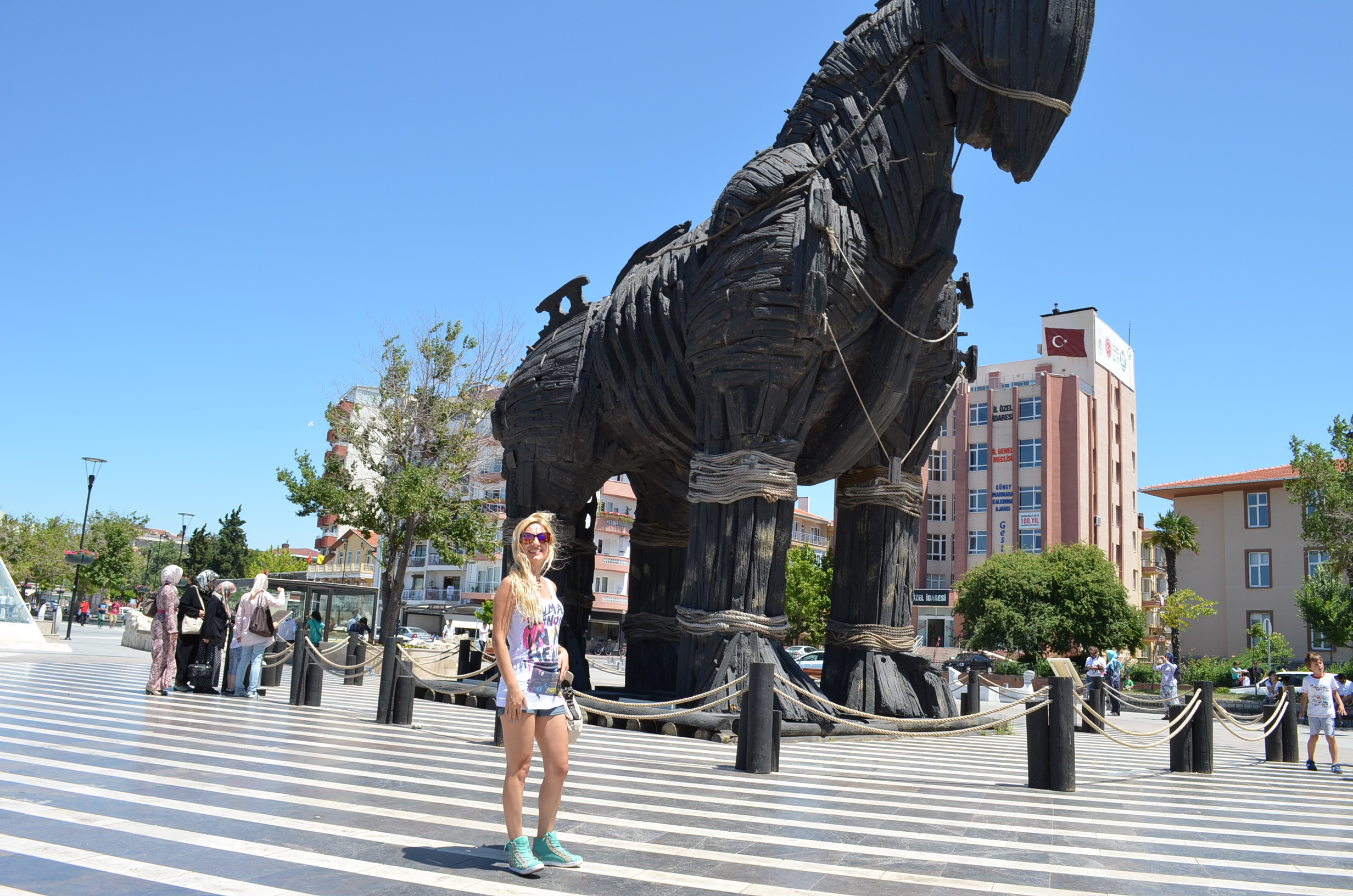 Canakkale Turkey  city photo : ... 15, 2013 2464 × 1632 The Movie famous Trojan Horse Canakkale, Turkey