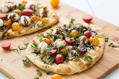 20 Healthy Pizza Recipes | moco-choco