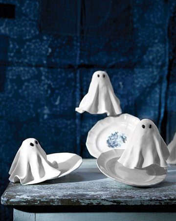 Easy and cute ghost halloween recipe 2