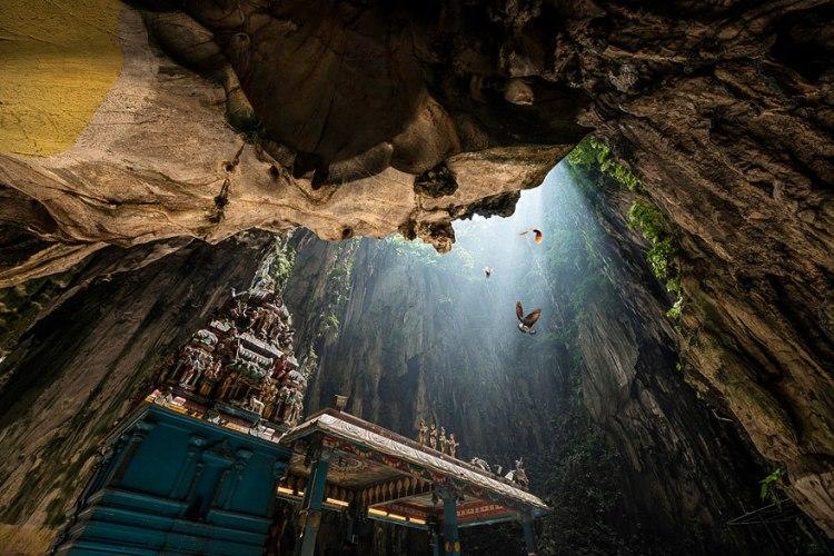 world's most impressive caves, Malaysia