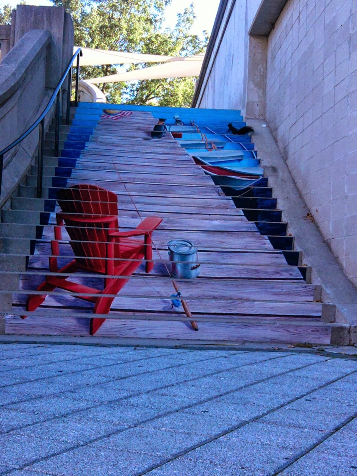 World S Most Beautiful Street Stair Art Moco Choco