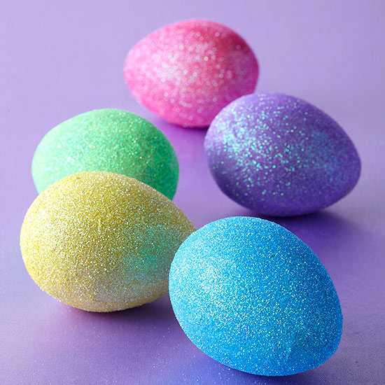 How to Color Easter Eggs: 10 Creative Ways | moco-choco
