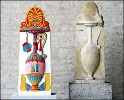 the original colors of ancient Greek and Roman sculptures 7