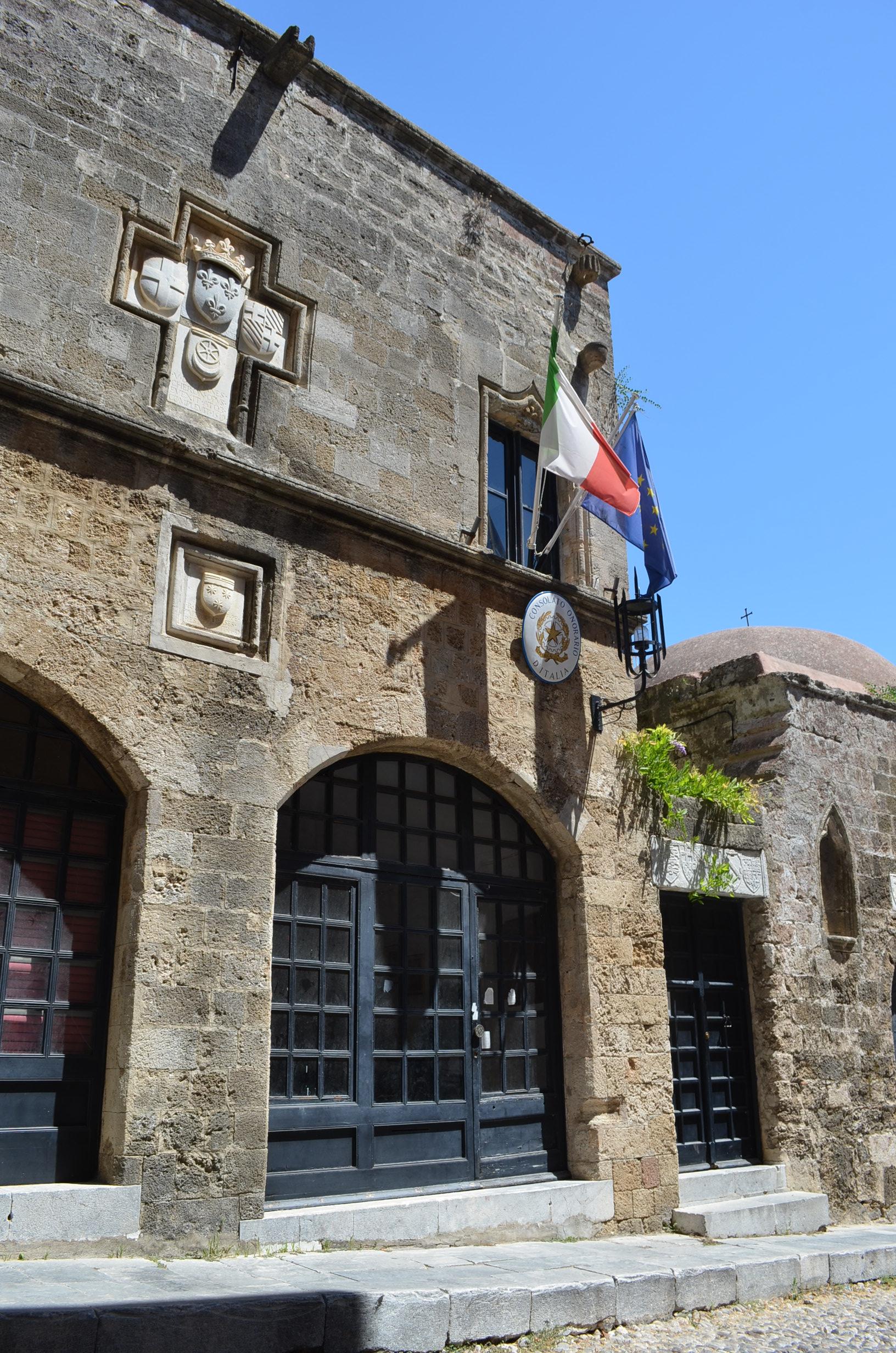 The Medieval City Of Rhodes Interior 10 Jpg