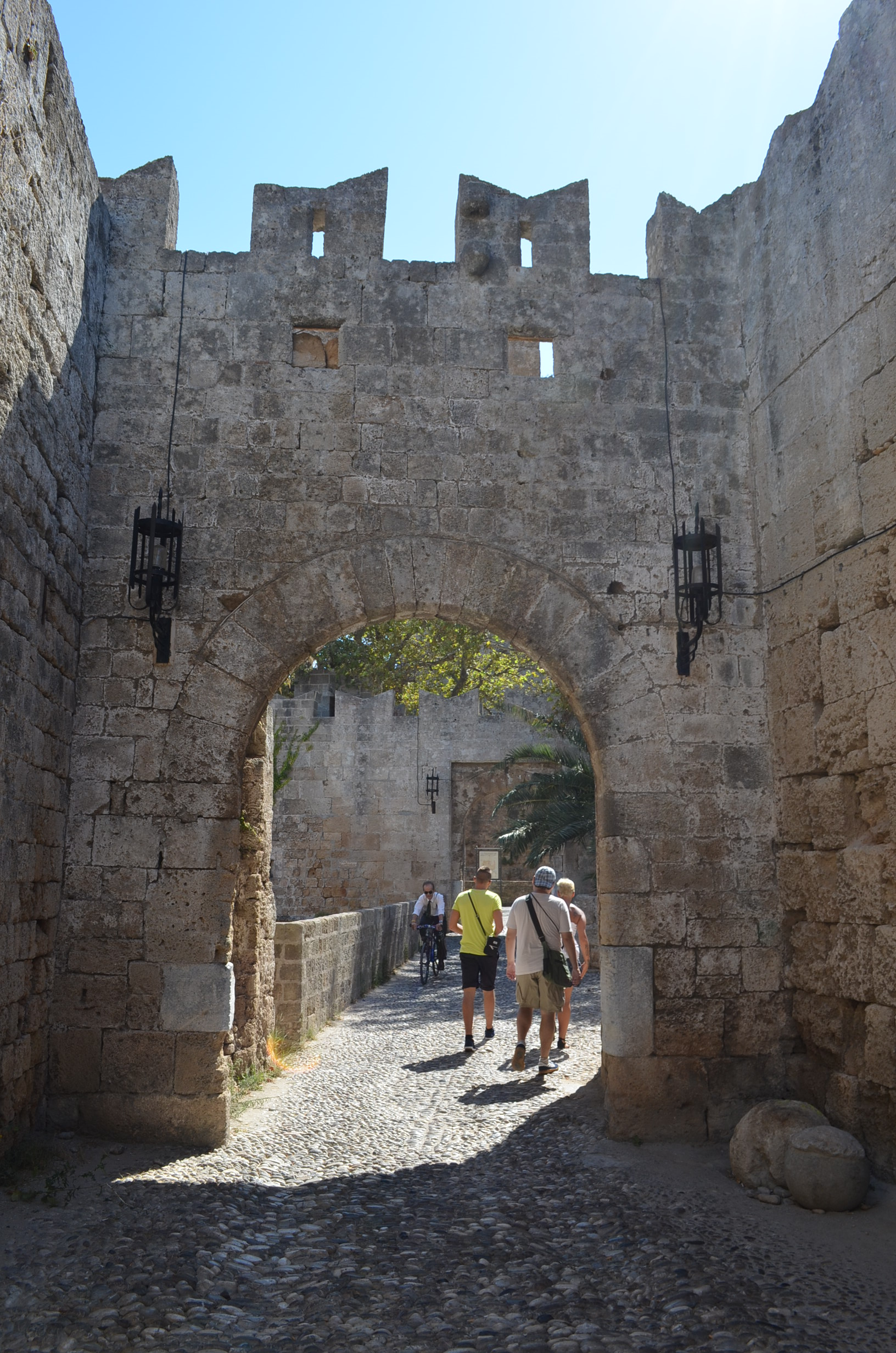 One Of The Best Preserved Medieval Towns In Europe Rhodes