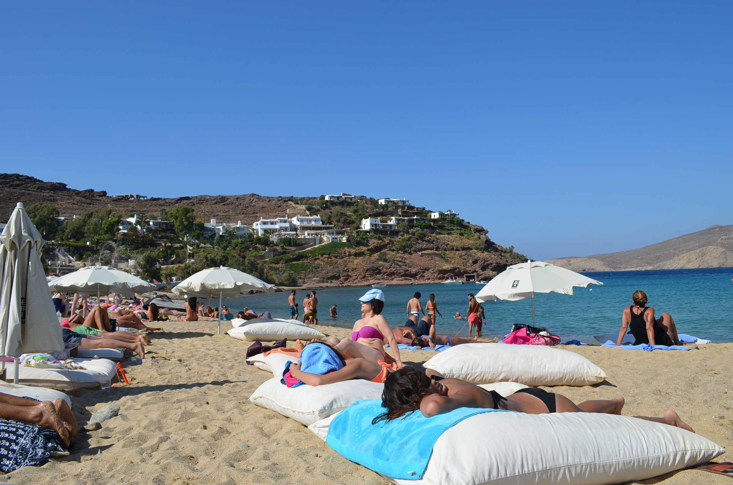 Best Island Beaches For Partying Mykonos St Barts: Fun Things To Do In Mykonos Island, Greece.