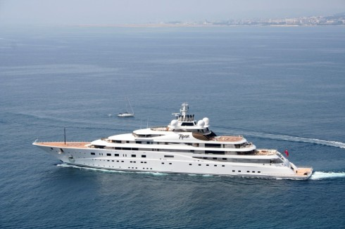 most expensive luxury yachts, Al Said