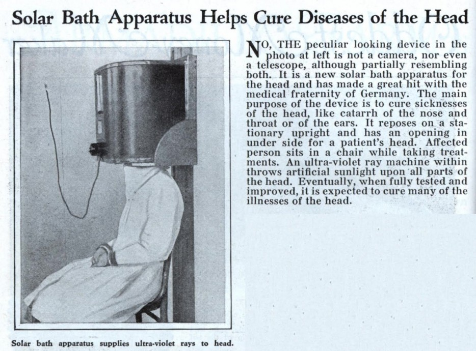 Most Weird Inventions People Used In The Past