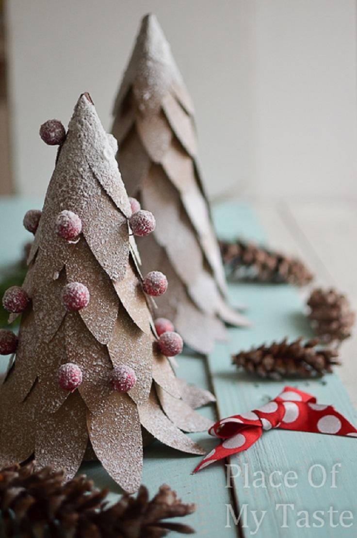 Alternative Christmas Tree Paper