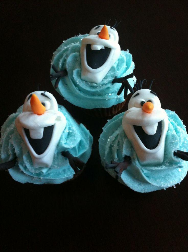 Olaf The Snowman Treats For Christmas Moco Choco