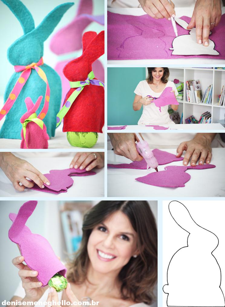 diy Felt Easter Bunny Egg Cosy