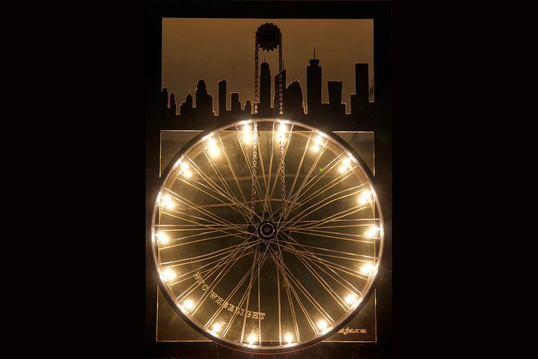 Amazing Art Innovative Lighting Installations Moco Choco