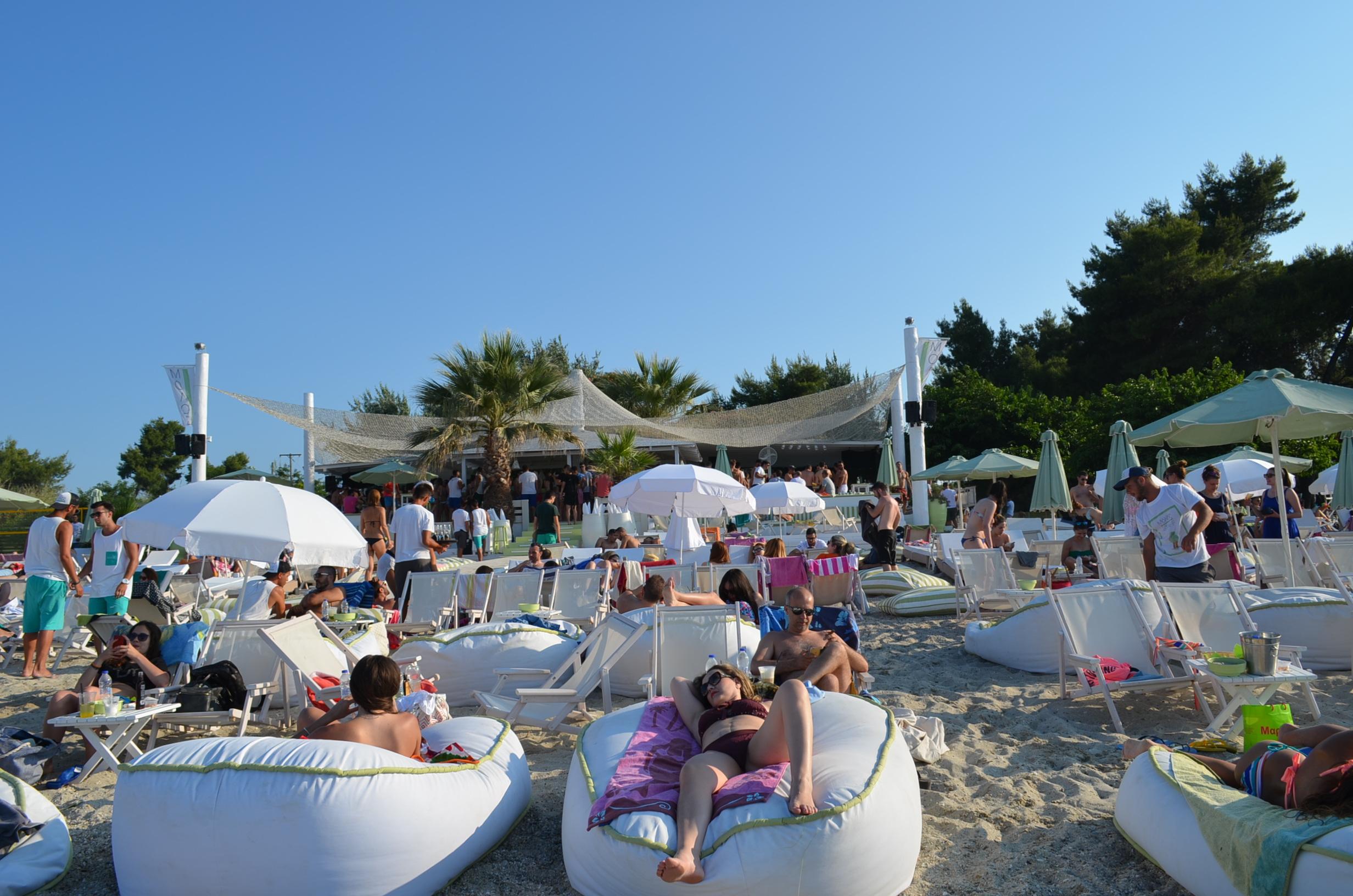 Cozumel Best Beach Bar