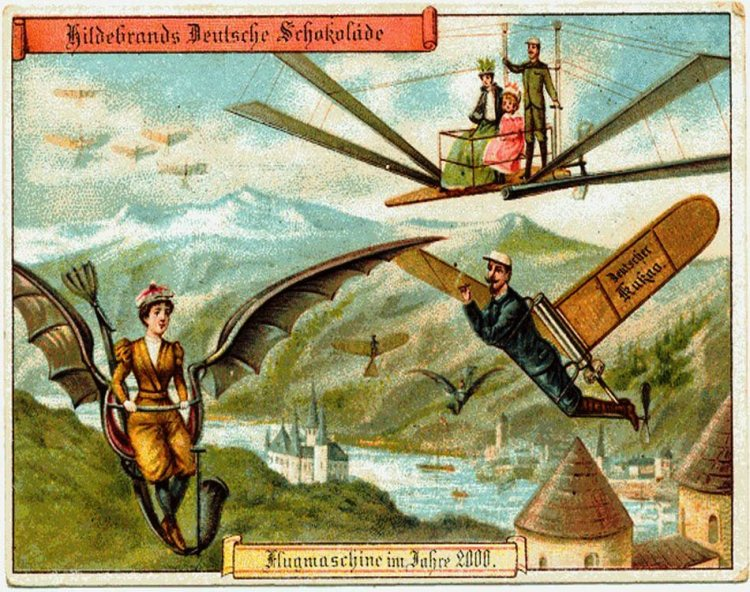 Future Forecasts In 1900, Germany 5