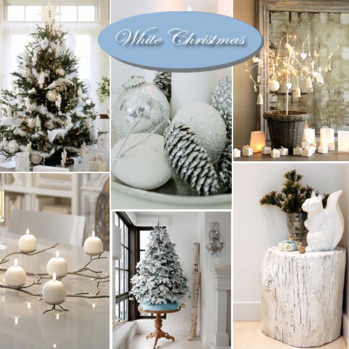 Decoration Ideas: 40 Awesome And Inspiring White Christmas Decorating Ideas
