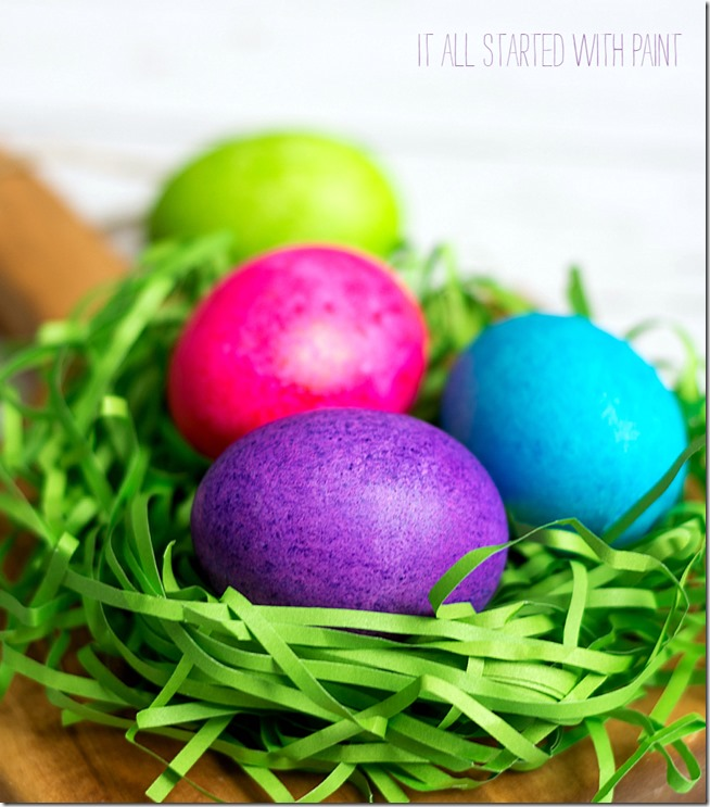 Alternative And Easy Ways To Decorate Easter Eggs Moco Choco