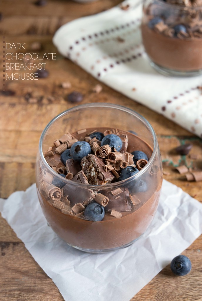 Delicious Greek Yogurt Chocolate Mousse Recipes | moco-choco